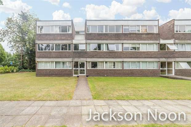 2 Bedrooms Flat for sale in Chessington Road, Ewell Village