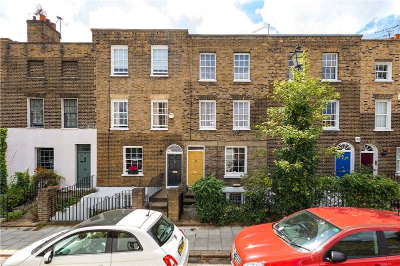 3 Bedrooms House for sale in Cleaver Street, Kennington, London, SE11
