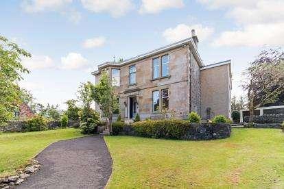 6 Bedrooms Detached House for sale in Prieston Road, Bridge Of Weir