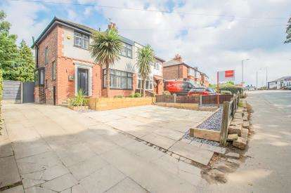 3 Bedrooms Semi Detached House for sale in Mosley Common Road, Worsley, Manchester, Greater Manchester
