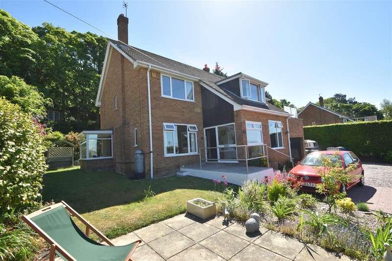 5 Bedrooms Detached House for sale in Westwood Road, Prenton