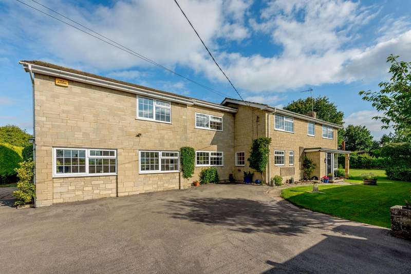 5 Bedrooms Detached House for sale in Stocks Hill, Silverstone, Towcester, Northamptonshire