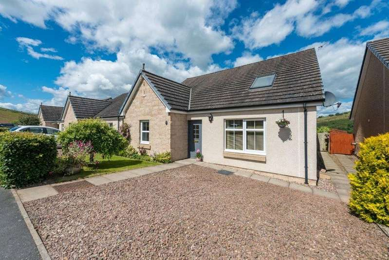 5 Bedrooms Detached House for sale in 21 Birks View, Galashiels, Scottish Borders, TD1