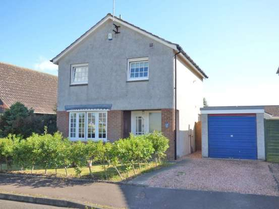 Detached House for sale in The Glebe, Anstruther, Fife, KY10 3UJ