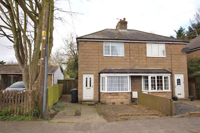 2 Bedrooms Property for sale in ABBEY ROAD, ULCEBY