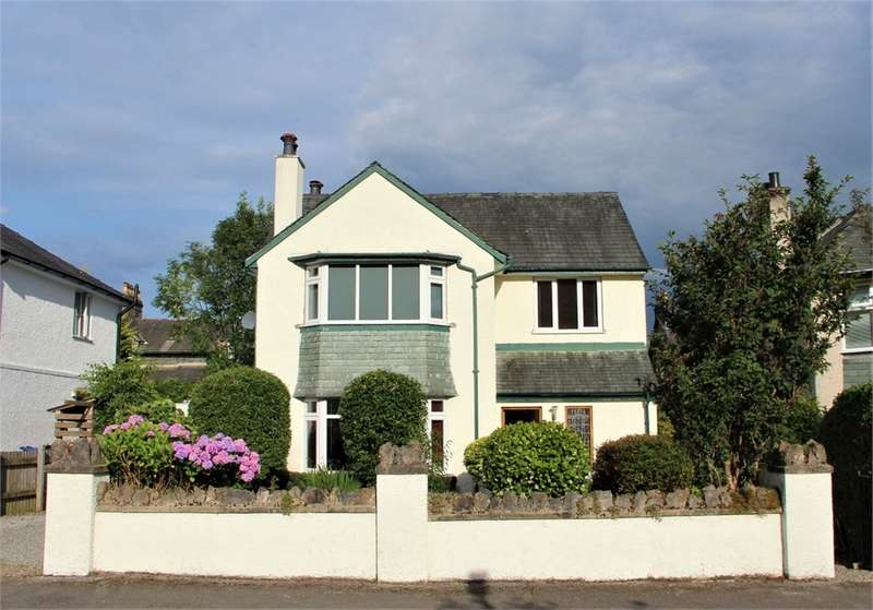 4 Bedrooms Detached House for sale in 14 Manor Park, KESWICK, Cumbria