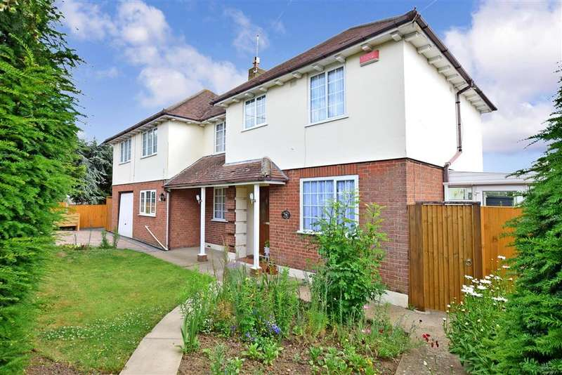 5 Bedrooms Detached House for sale in Mickleburgh Hill, , Herne Bay, Kent