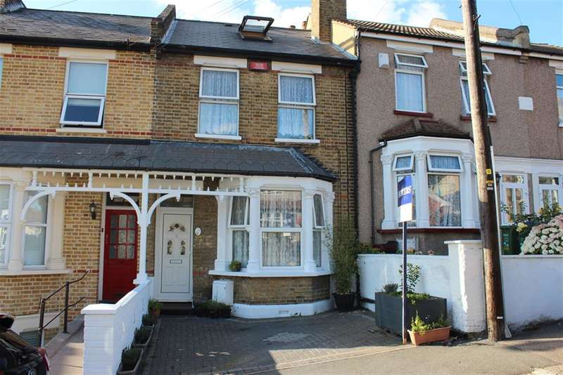 3 Bedrooms Terraced House for sale in Kentish Road, Belvedere, Kent, DA17 5BN
