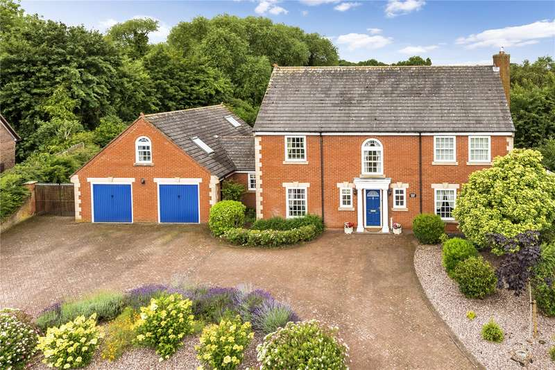 6 Bedrooms Detached House for sale in Cygnet House, 4 Tee Lake Boulevard, Telford, TF1