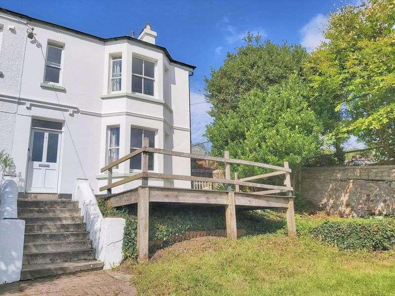 4 Bedrooms Property for sale in VIEWS ACROSS THE TAMAR VALLEY - CALSTOCK
