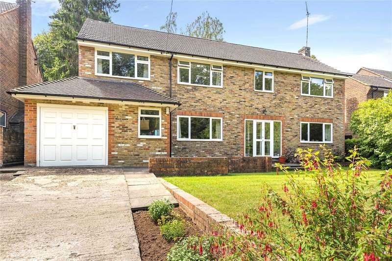 5 Bedrooms Detached House for sale in Claydon End, Chalfont St. Peter, Gerrards Cross, Buckinghamshire, SL9