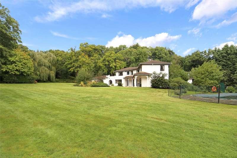 6 Bedrooms Detached House for sale in East Road, Weybridge, Surrey, KT13