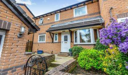 3 Bedrooms Semi Detached House for sale in Foxcroft, Burnley, Lancashire, BB12