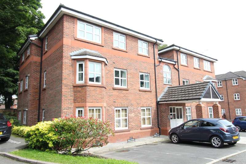 2 Bedrooms Flat for sale in Pear Tree Court, Aspull, Wigan.
