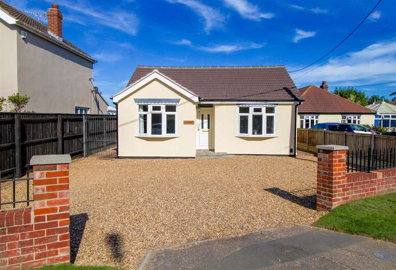 2 Bedrooms Detached Bungalow for sale in Jesmond, Halstead Road, Eight Ash Green, Colchester, CO6
