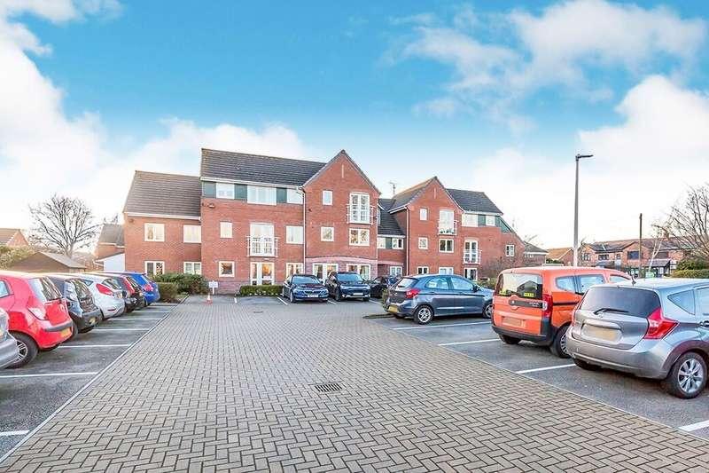 1 Bedroom Flat for rent in Parkway, Holmes Chapel, Crewe, CW4