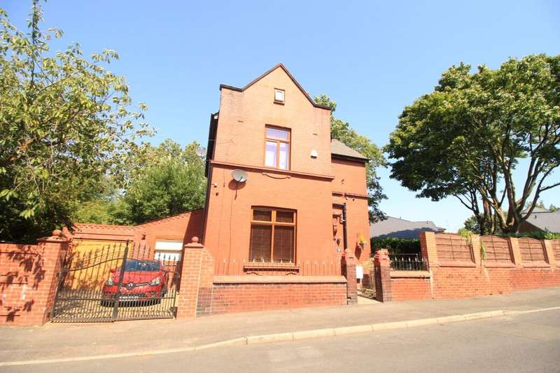 4 Bedrooms Detached House for sale in Incline Road, OL8
