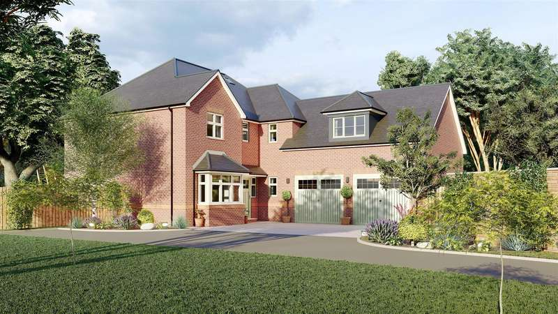 5 Bedrooms Detached House for sale in Hockley Gardens, Wingerworth, Chesterfield