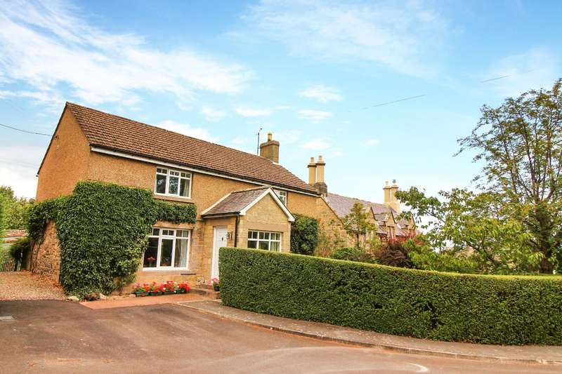 3 Bedrooms Detached House for sale in Whittingham, Alnwick