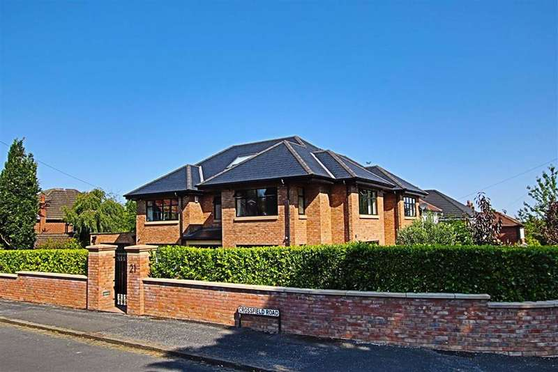 6 Bedrooms Detached House for sale in Crossfield Road, Hale, Altrincham