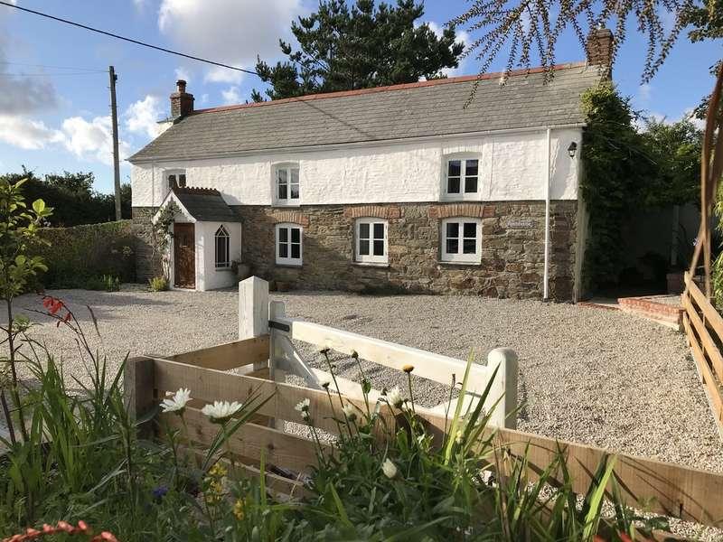 3 Bedrooms Cottage House for sale in Barkla Shop, St. Agnes