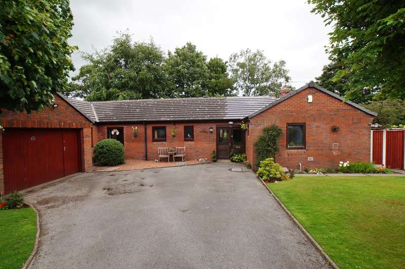4 Bedrooms Detached Bungalow for sale in Manor Croft, Aglionby, Carlisle, CA4