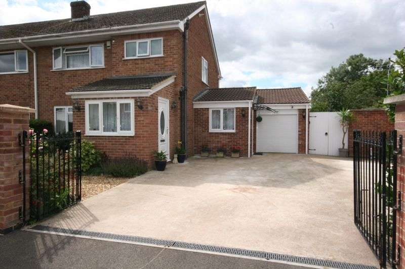 3 Bedrooms Property for sale in Barnwood Avenue, Barnwood, Gloucester