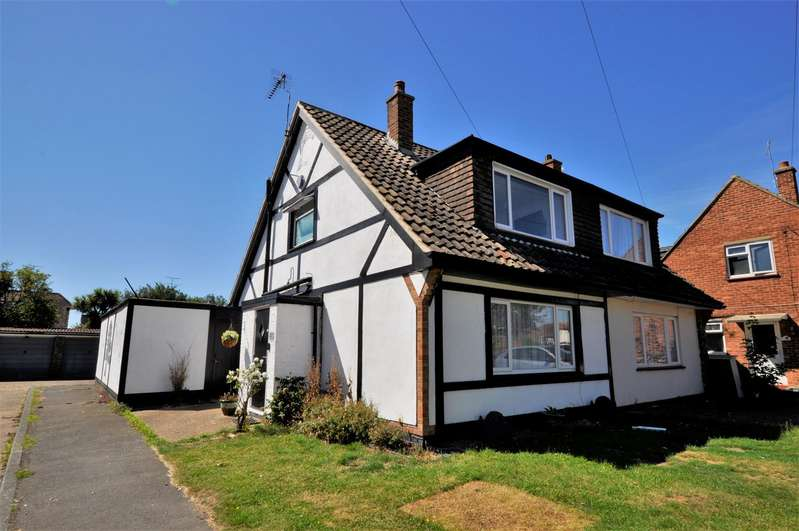 3 Bedrooms Semi Detached House for sale in Merrivale, Benfleet