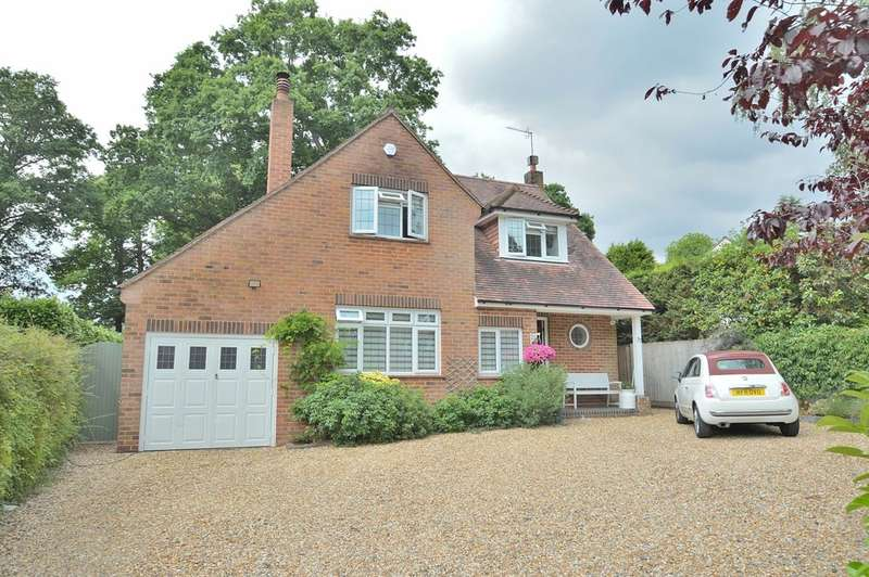 4 Bedrooms Detached House for sale in Randall Road, Chandler's Ford
