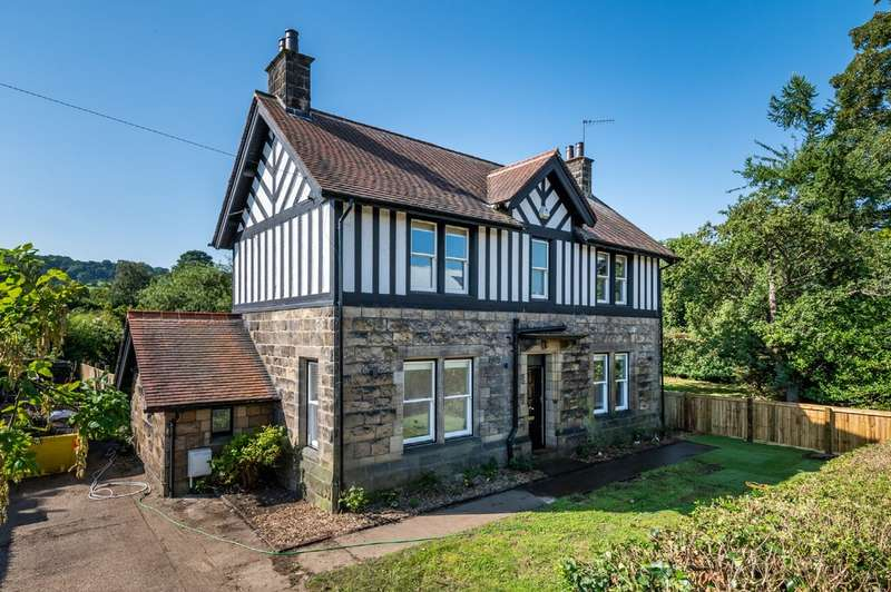 4 Bedrooms Detached House for sale in Pool Road, Pool In Wharfedale