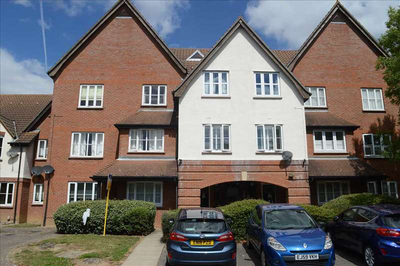 1 Bedroom Flat for sale in Jeffcut Road, Chelmsford