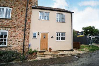 3 Bedrooms End Of Terrace House for sale in Stretham, Ely, Cambs