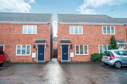 3 Bedrooms Terraced House for sale in Mildenhall Way Kingsway, Quedgeley, Gloucester, Gloucestershire
