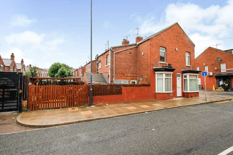 2 Bedrooms Terraced House for sale in St. Catherines Avenue, Doncaster, East Yorkshire, DN4