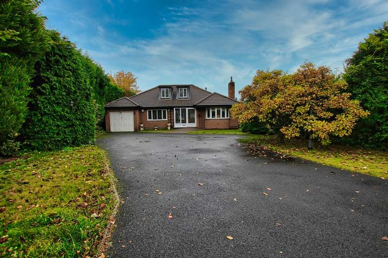 4 Bedrooms Detached Bungalow for sale in Aldridge Road, Little Aston, Sutton Coldfield, B74