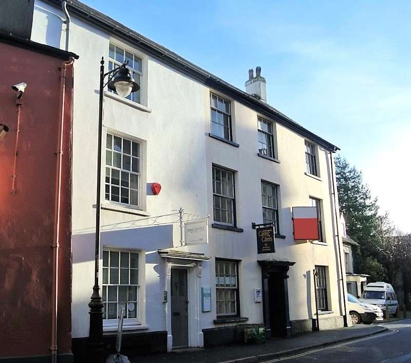 Commercial Property for sale in 3 Wheat Street, Brecon, Powys, LD3 7DG