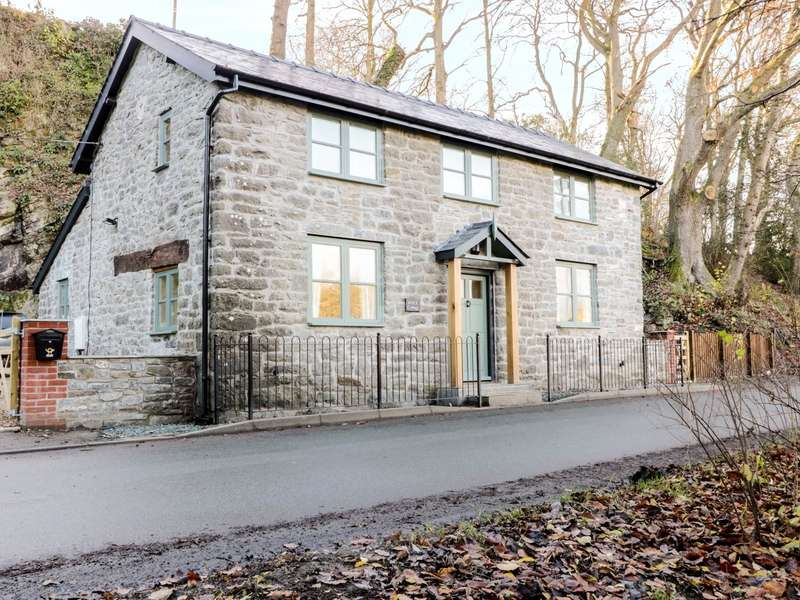 4 Bedrooms Detached House for sale in Discoed, Presteigne, LD8 2NP