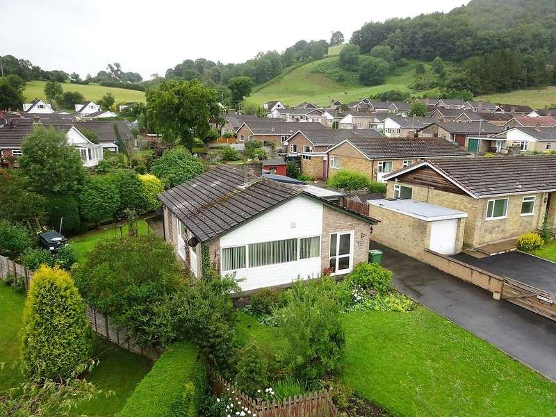 2 Bedrooms Detached Bungalow for sale in 3 Dolforgan View, Kerry, Newtown, Powys, SY16 4DZ