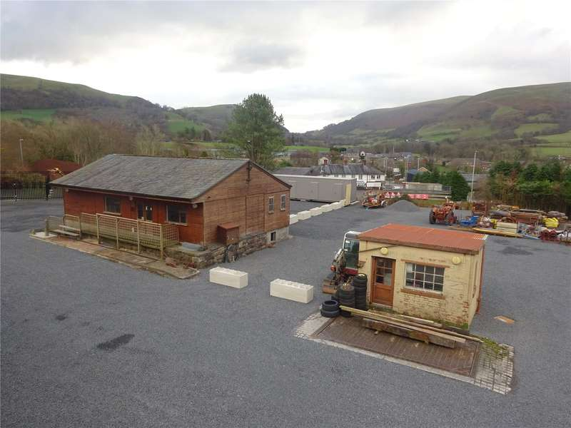 Commercial Property for sale in Llanbrynmair, Powys, SY19 7AA