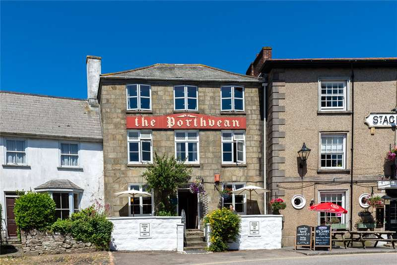8 Bedrooms Commercial Property for sale in Churchtown, St. Agnes, Cornwall