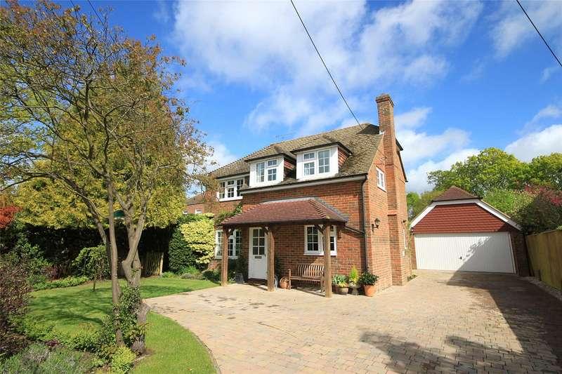 4 Bedrooms Detached House for sale in Frensham Road, Rolvenden Layne, Kent