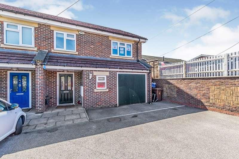 4 Bedrooms Semi Detached House for sale in Bells Lane, Hoo, Rochester, Kent, ME3