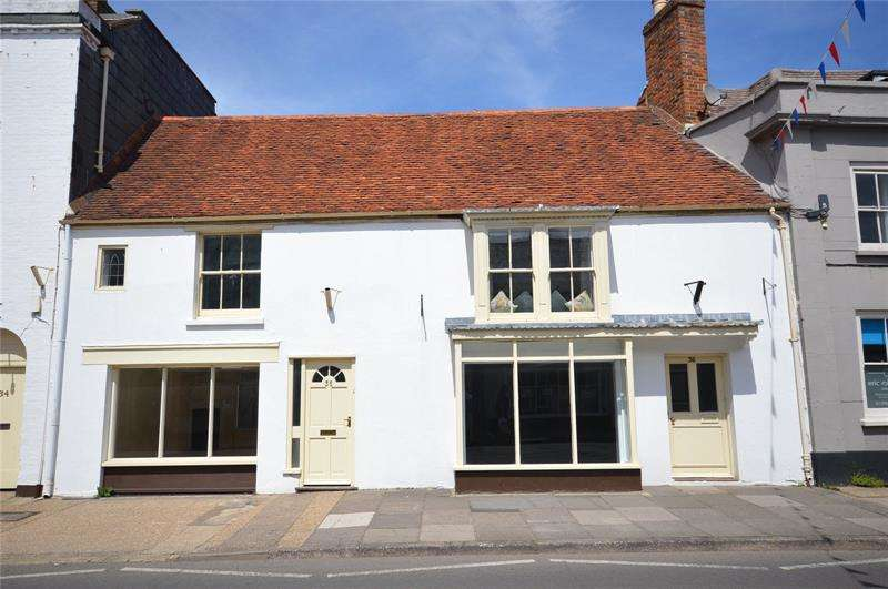 Shop Commercial for sale in St Thomas Street, Lymington, Hampshire, SO41