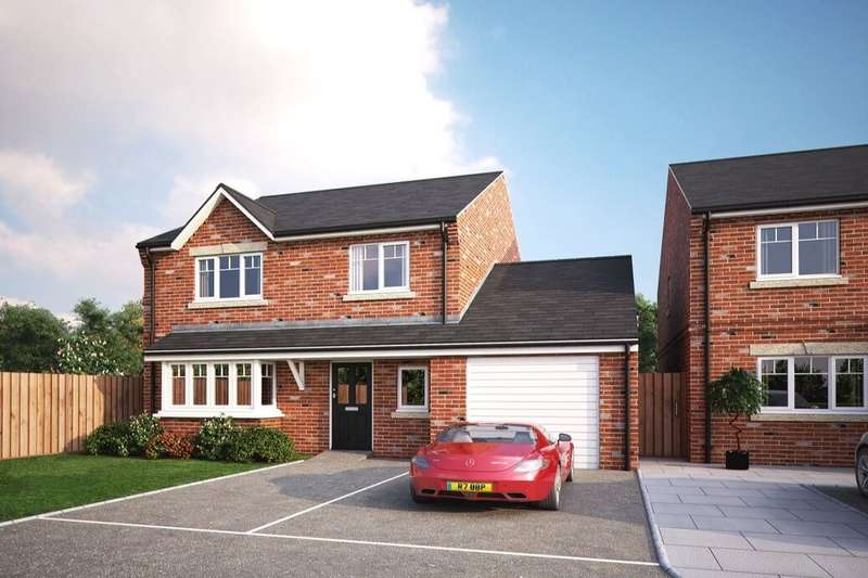 4 Bedrooms Detached House for sale in New Road, Norton, DN6
