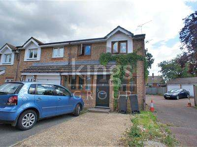 3 Bedrooms End Of Terrace House for sale in Howard Close, Waltham Abbey