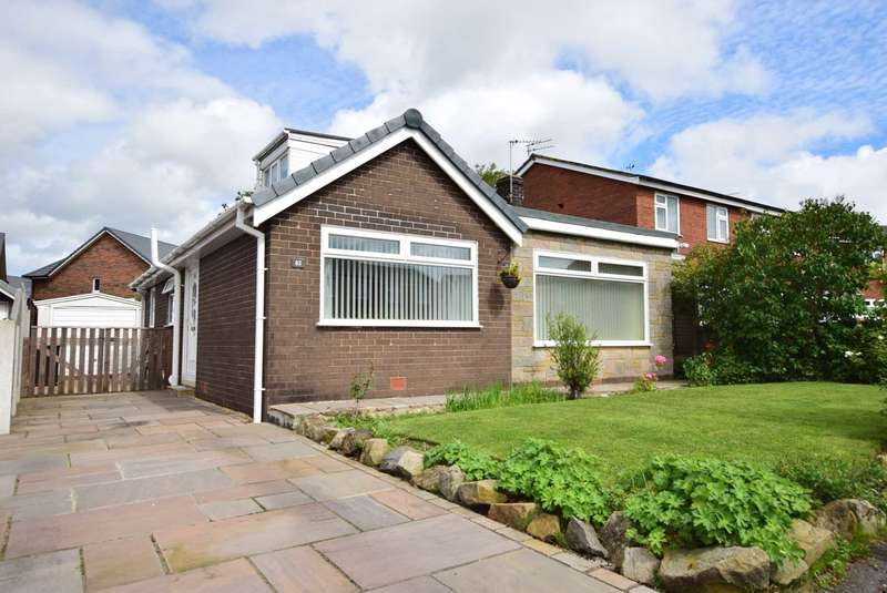 3 Bedrooms Detached Bungalow for sale in Beech Avenue, Warton, PR4 1BY