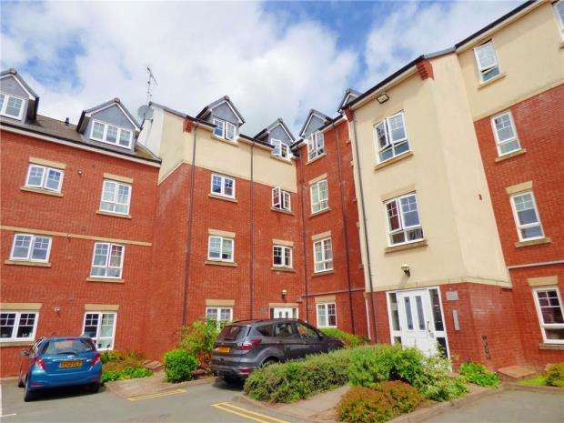 1 Bedroom Apartment Flat for sale in Turberville Place, Warwick, Warwickshire