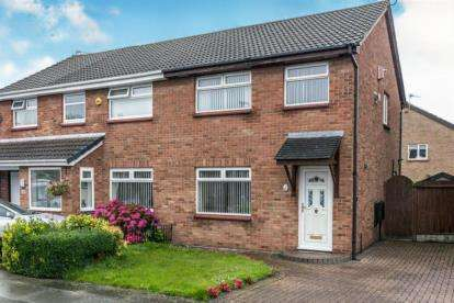 3 Bedrooms Semi Detached House for sale in Beeston Drive, Bootle, Merseyside, L30