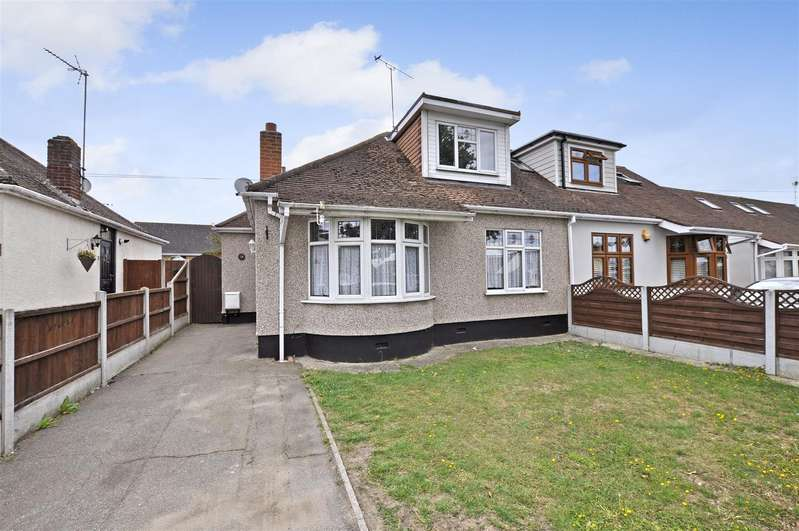 4 Bedrooms Semi Detached House for sale in Southwold Crescent, Benfleet