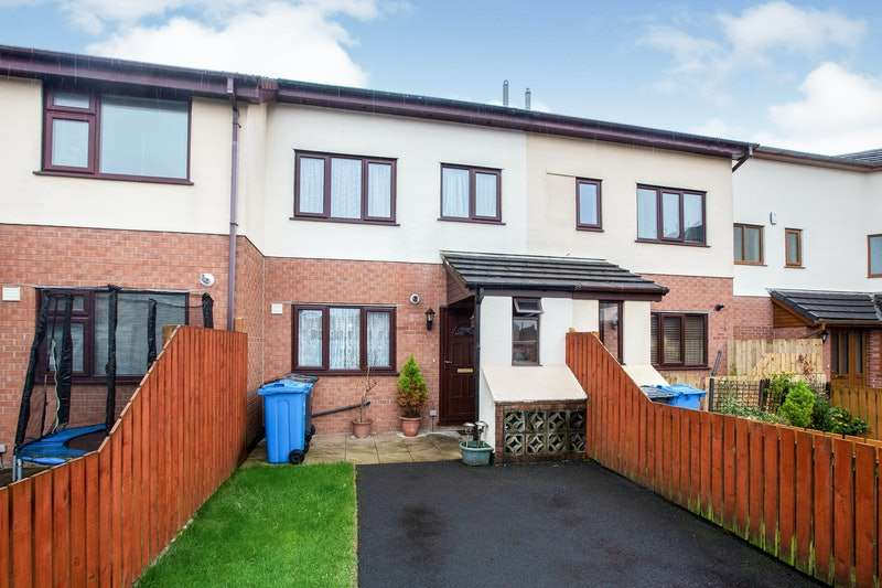 2 Bedrooms Terraced House for sale in Old Row, Preston, Lancashire, PR4